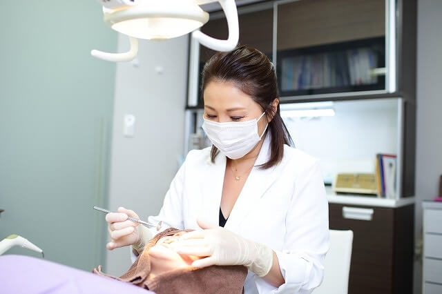 できる限り歯を抜かない治療